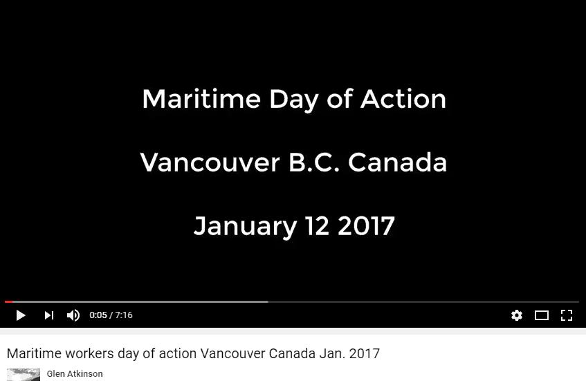 Day of Action Video