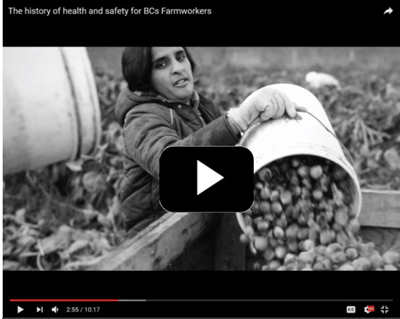 Farmworker Video
