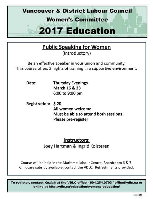Womens Public Speaking Mar 2017 (Medium)