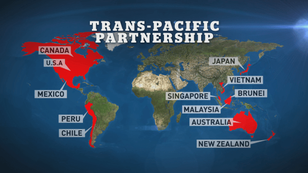 About the Trans-Pacific Partnership Agreement